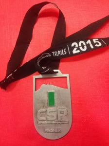 Medalla CSP 2015