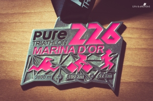 Pure226. Recompensa Final tras 11 horas y 53 minutos de esfuerzo.